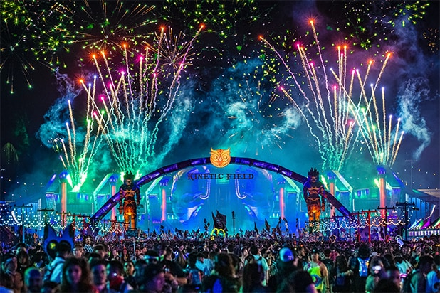 EDC 2019 Main Stage - Kinetic Field