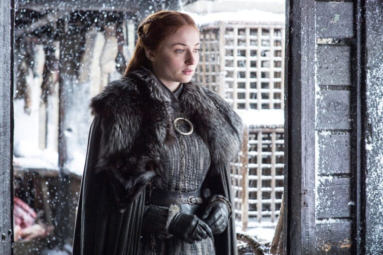 Sophie Turner as Sansa Stark, 'Game of Thrones'