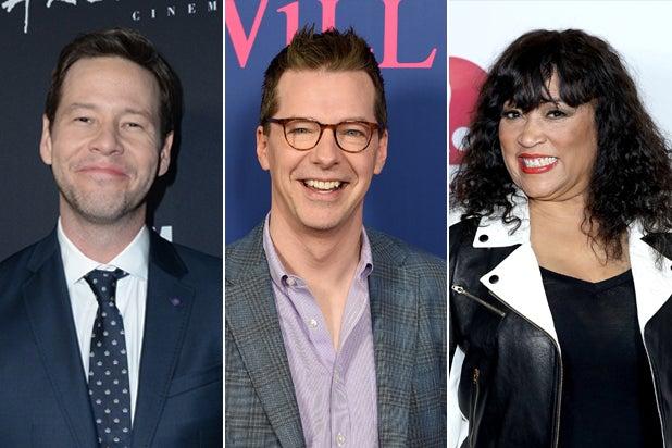 ABC Norman Lear cast
