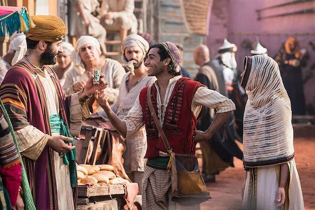 Aladdin Remake Mena Massoud