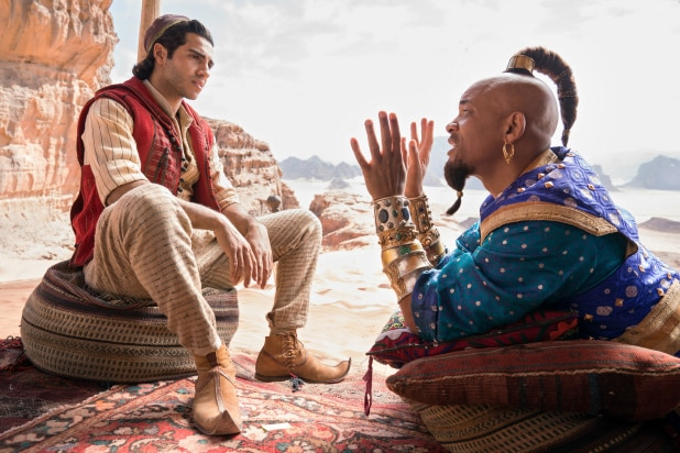 'Aladdin' to Fly Past $500 Million at Global Box Office in 15 Days