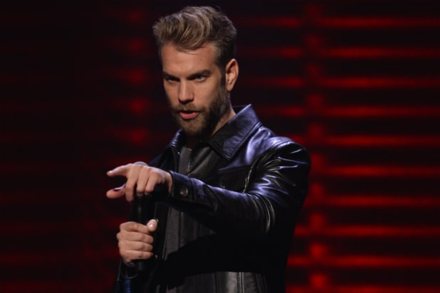 Anthony Jeselnik - 'Fire in the Maternity Ward'