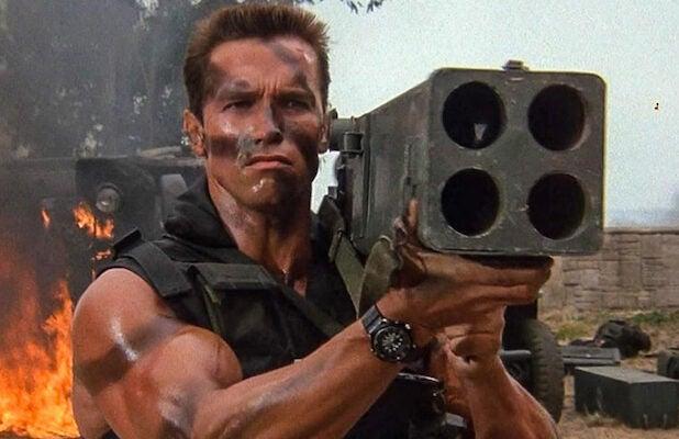 Commando All Arnold Schwarzenegger Action Movies, Ranked