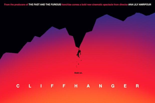 Cliffhanger Reboot Poster
