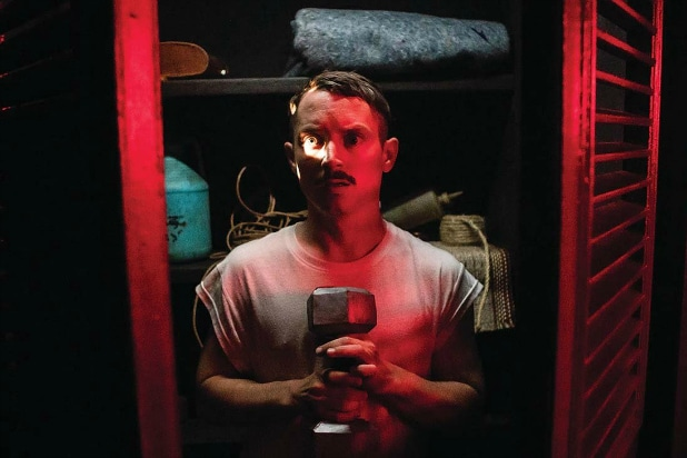Elijah Wood Horror Comedy Come To Daddy Acquired By Saban