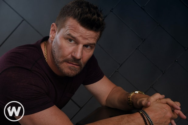 David Boreanaz, SEAL Team