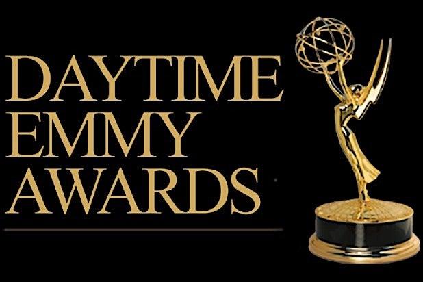 Daytime Emmys Logo