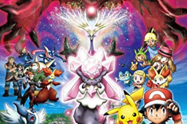 Diancie and the Cocoon of Destruction (2014)