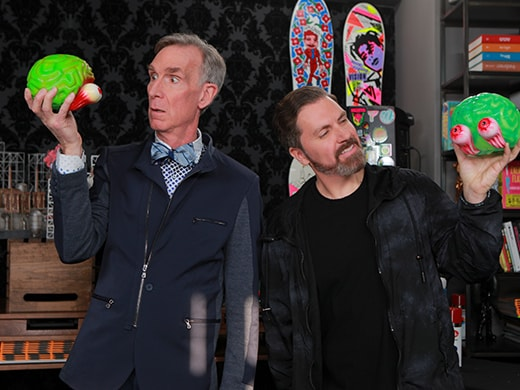 Bill Nye, Pasquale Rotella