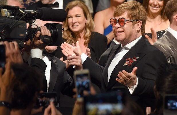 Elton John Rocketman Cannes