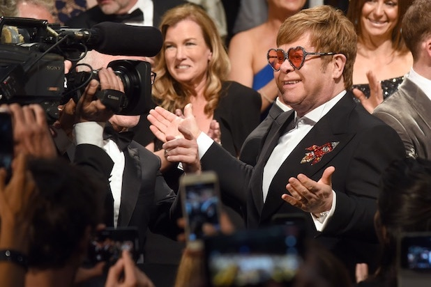 Elton John Rocketman Cannes