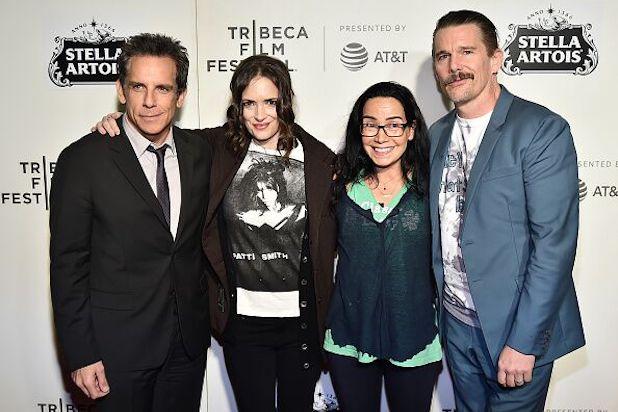Ethan Hawke Ben Stiller Reality Bites Anniversary