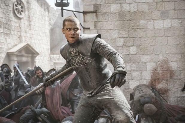 Game of Thrones Season 8 Episode 5 Grey Worm Battle