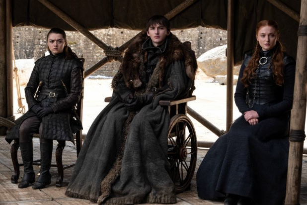 Game of Thrones Series Finale Arya Bran the Broken Sansa