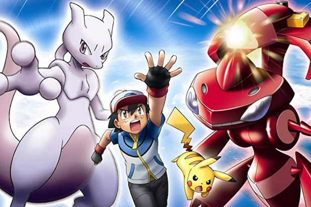 Genesect and the Legend Awakened (2013)