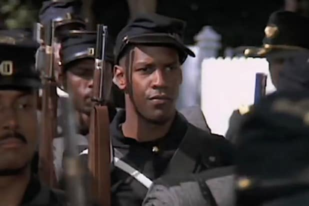Glory Denzel Washington