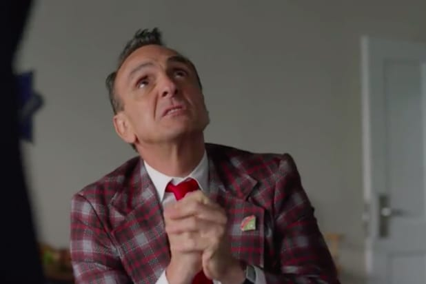 Hank Azaria in 'Brockmire'