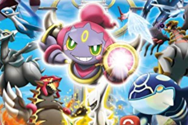 Hoopa and the Clash of Ages (2015)