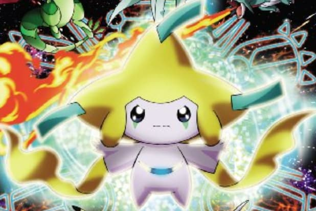 Jirachi Wish Maker (2003)
