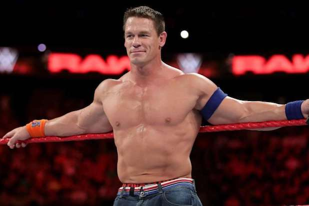 John Cena on a Possible Return to Wrestling: 'WWE Does Not