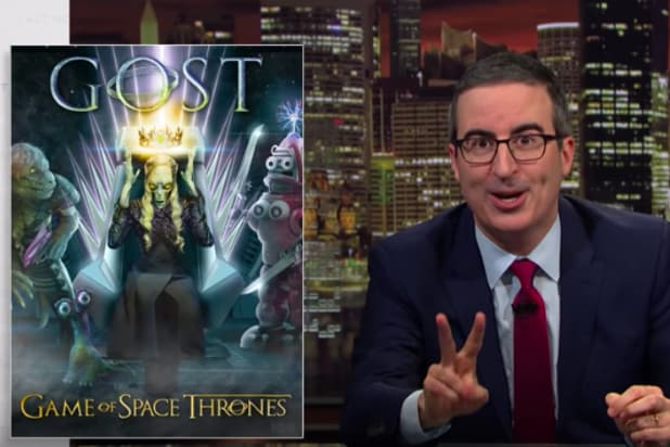 Image result for john oliver game of thrones