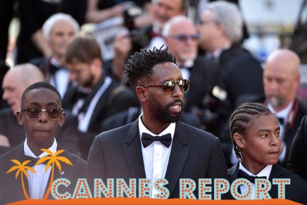 Ladj Ly Cannes Les Miserables (1)