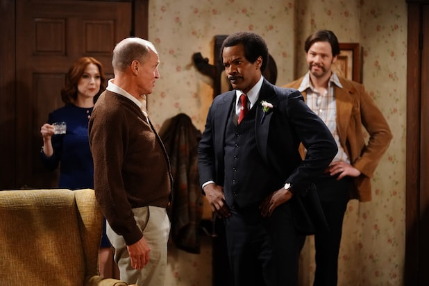 Live in front of a studio audience the jeffersons