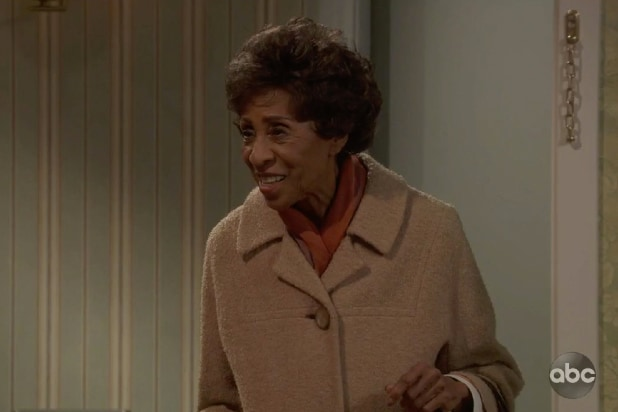 Marla Gibbs The Jeffersons ABC