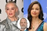 Rose McGowan Ashley Judd Harvey Weinstein