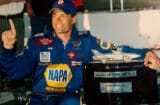 Michael Waltrip Blink of an Eye