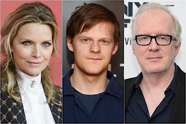Michelle Pfeiffer Lucas Hedges Tracy Letts