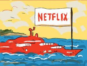 Netflix Arrives to Cannes