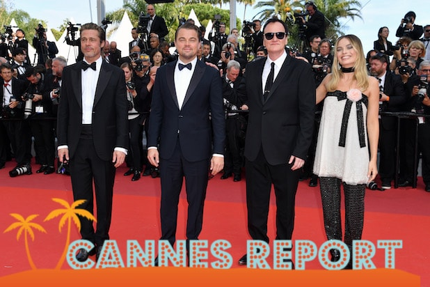 Once Upon a Time in Hollywood Cannes Report Day 8