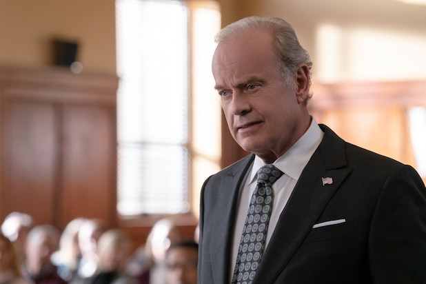 Kelsey Grammer Drama 'Proven Innocent' Canceled by Fox After Just One Season