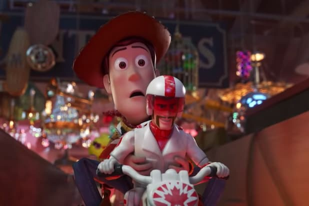 Image result for toy story 4 end credits