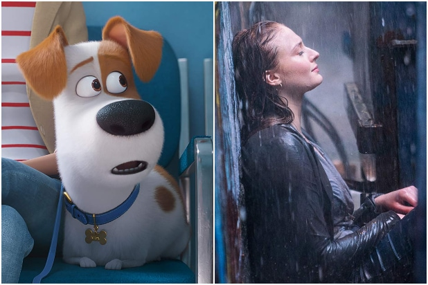 Secret Life of Pets 2 Dark Phoenix