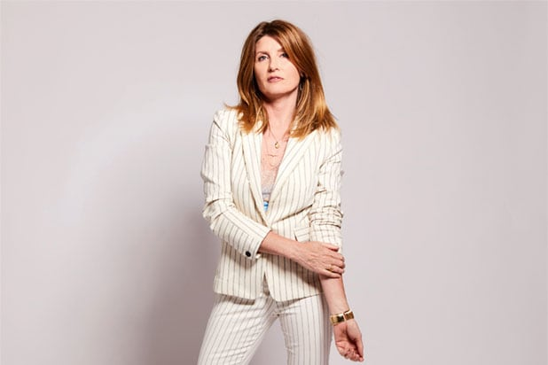 Sharon Horgan photographed for TheWrap by Matt Sayles
