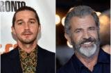 Shia LaBeouf Mel Gibson