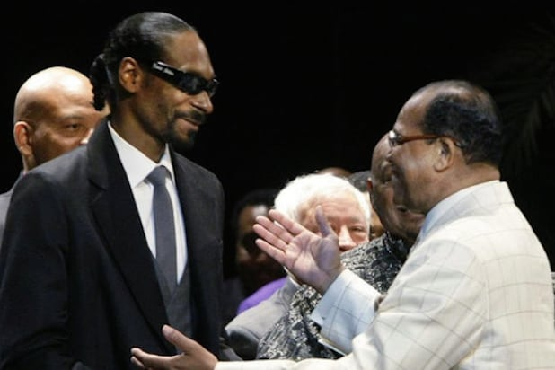 Snoop Dogg Rips Facebook for Ban on 'Dear Brother' Louis