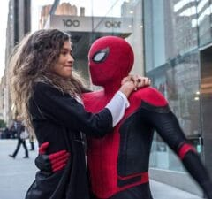 Spider-Man Far From Home Zendaya