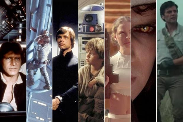 All 11 Star Wars Movies Ranked From Worst To Best