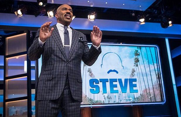 Steve Harvey Show Cancelled 2020.Steve Harvey S Daytime Talk Show Canceled After Two Seasons
