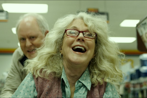 'The Tomorrow Man' Film Review: Blythe Danner and John Lithgow Overcome Boundaries to Find Love