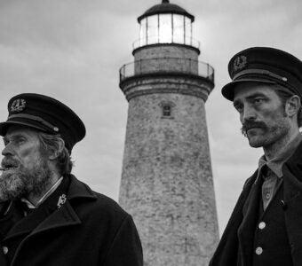 The Lighthouse Willem Dafoe Robert Pattinson