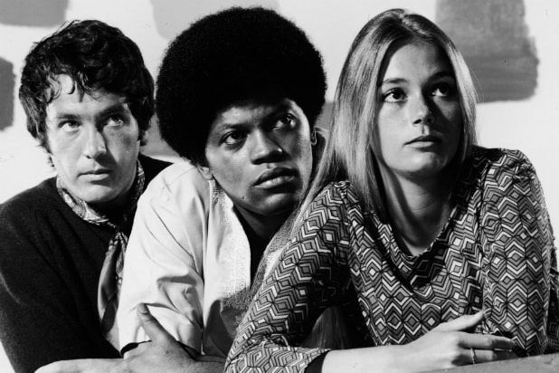 'The Mod Squad' starring Peggy Lipton