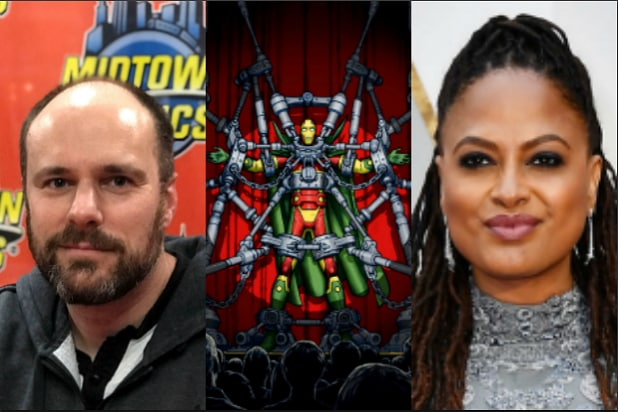 Tom King Batman New Gods Ava DuVernay
