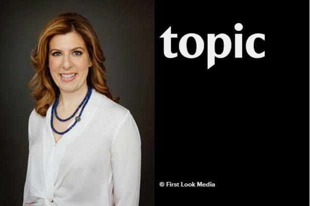 Topic Studios Maria Zuckerman