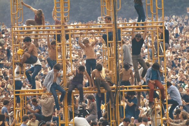 Woodstock' Film Review: Anniversary Doc Takes Boomers on an