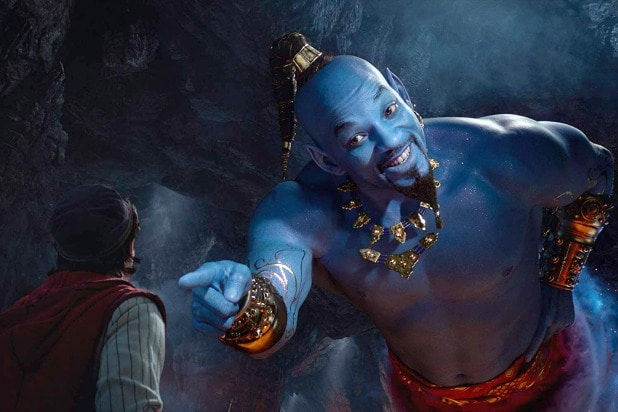 does disney aladdin live action have a post-credits scene
