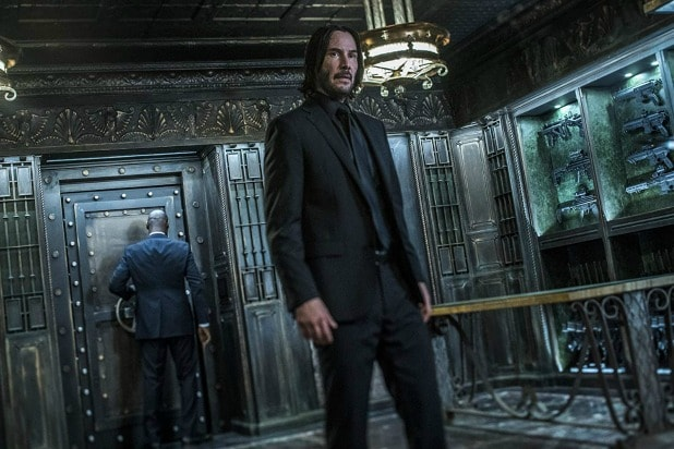 John Wick: Chapter 3' Dethrones 'Avengers: Endgame' From Top
